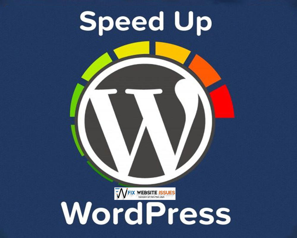 optimize my WordPress Website